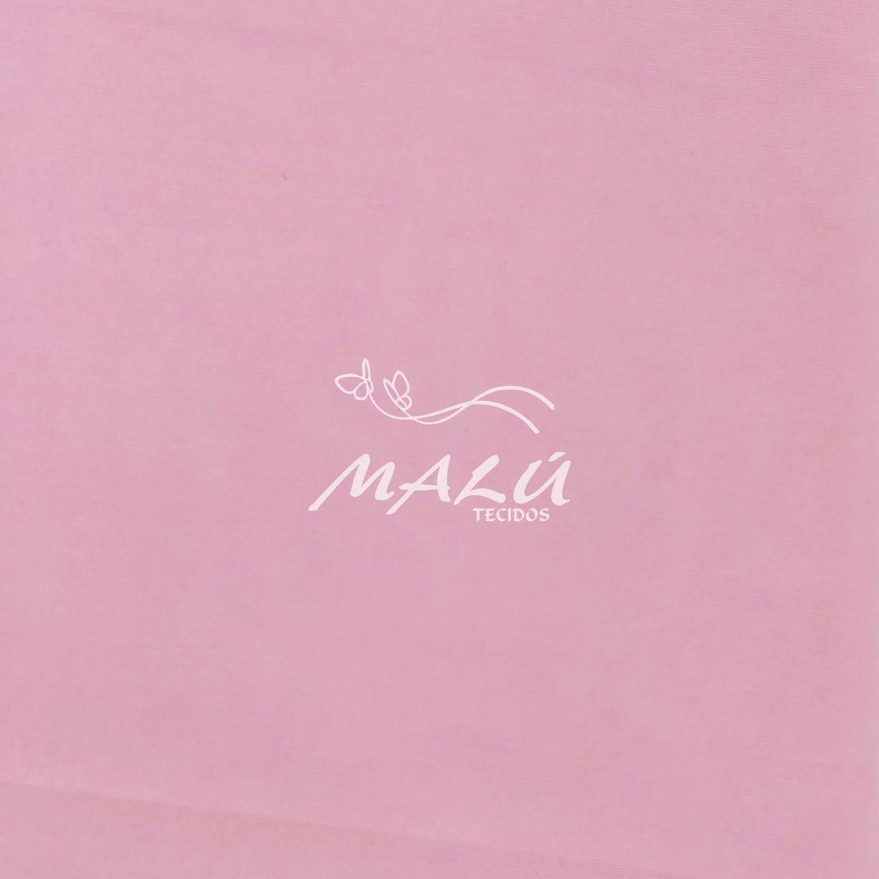 Lençol Elegance Rosa 2,45m Larg. 150 Fios 63%Alg.