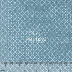 Tricoline Arabesco Azul TRICO9451