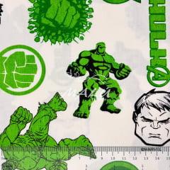 Tricoline Licenciada Incrível Hulk