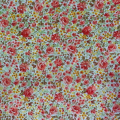 Textoleen 50% Alg. Floral Rubi
