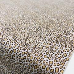 Tricoline Mista 50% Alg. Textoleen Oncinha