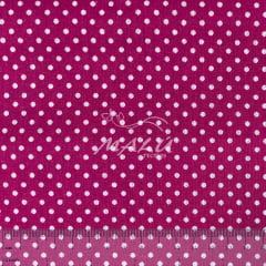 Tricoline Mista 50% Alg. Poa Rosa Pink TEX7881