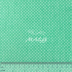 Tricoline Mista 50% Alg. Poa Verde TEX7869