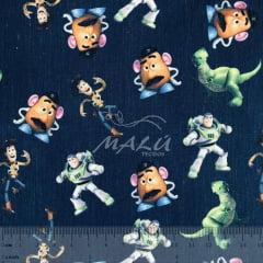 Tricoline Mista Toy Story SET6973