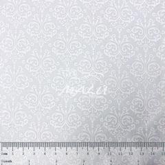Tricoline Arabesco Branco TRICO9457