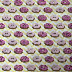 Tricoline Donuts Rosquinha