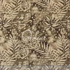 Tricoline Esponjado com Folhas TRICO9792