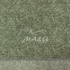 Tricoline Folhas Verdes TRICO9601