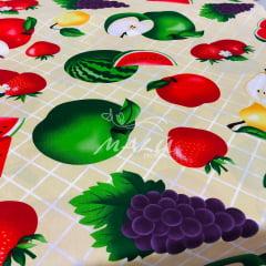 Tricoline Salada de Frutas