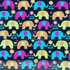 Tricoline Elefantes