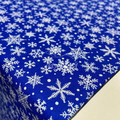 Tricoline Flocos de Neve