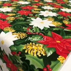 Tricoline Flor de Natal