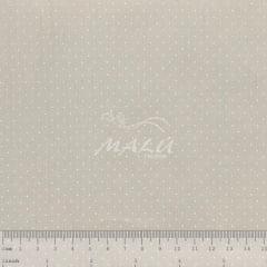 Tricoline Mini Poa Marfim Areia Premium TRICO8771