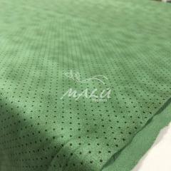 Tricoline Poa Esponjado Verde