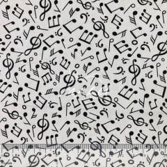 Tricoline Nota Musicais TRICO9234