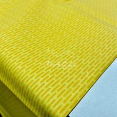 Tricoline Composée Amarelo
