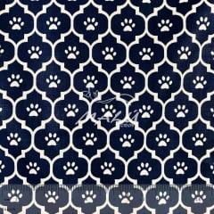 Tricoline Ornamento Pet Azul Marinho TRICO9153