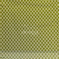 Tricoline Ornamento Verde Musgo TRICO8930