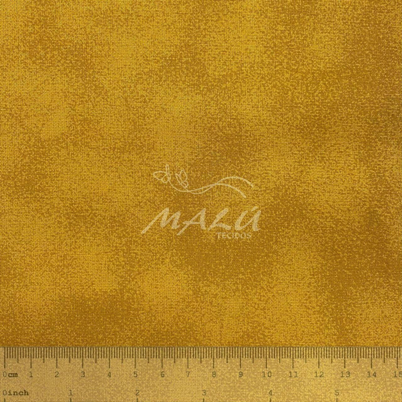 Tricoline Poeirinha Amarelo Mostarda Premium