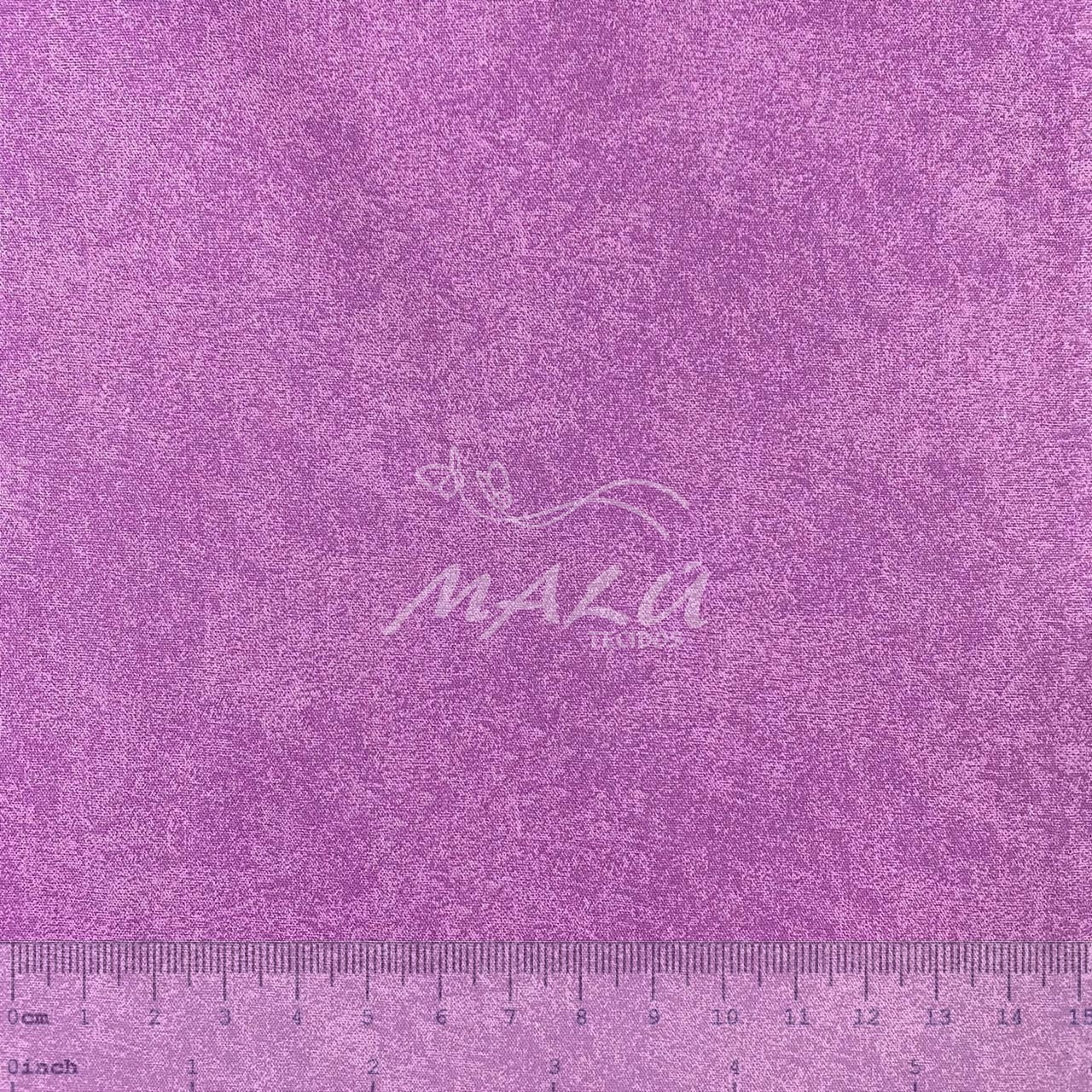 Tricoline Textura Esponjada Roxa