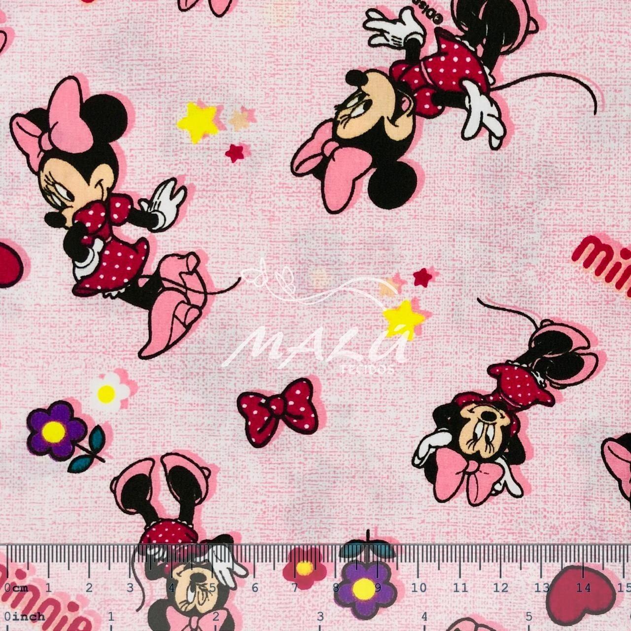 Tricoline Minnie Mouse