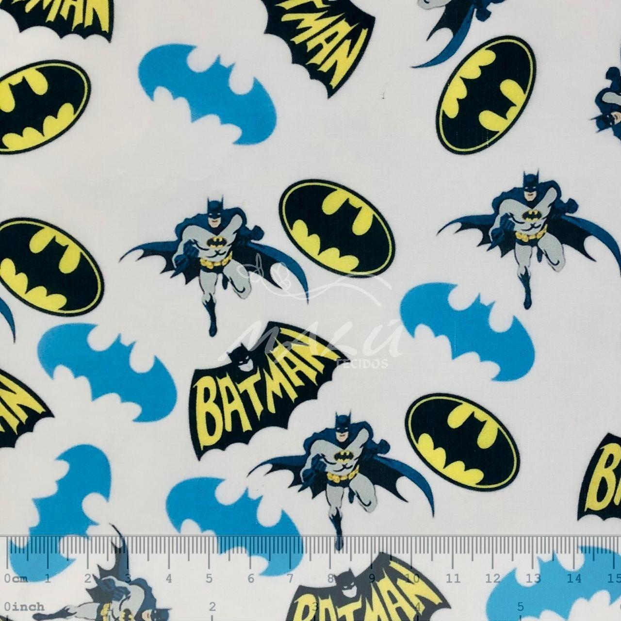 Tricoline Mista Batman