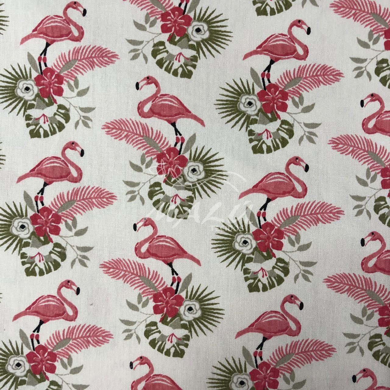 Tricoline Flamingo