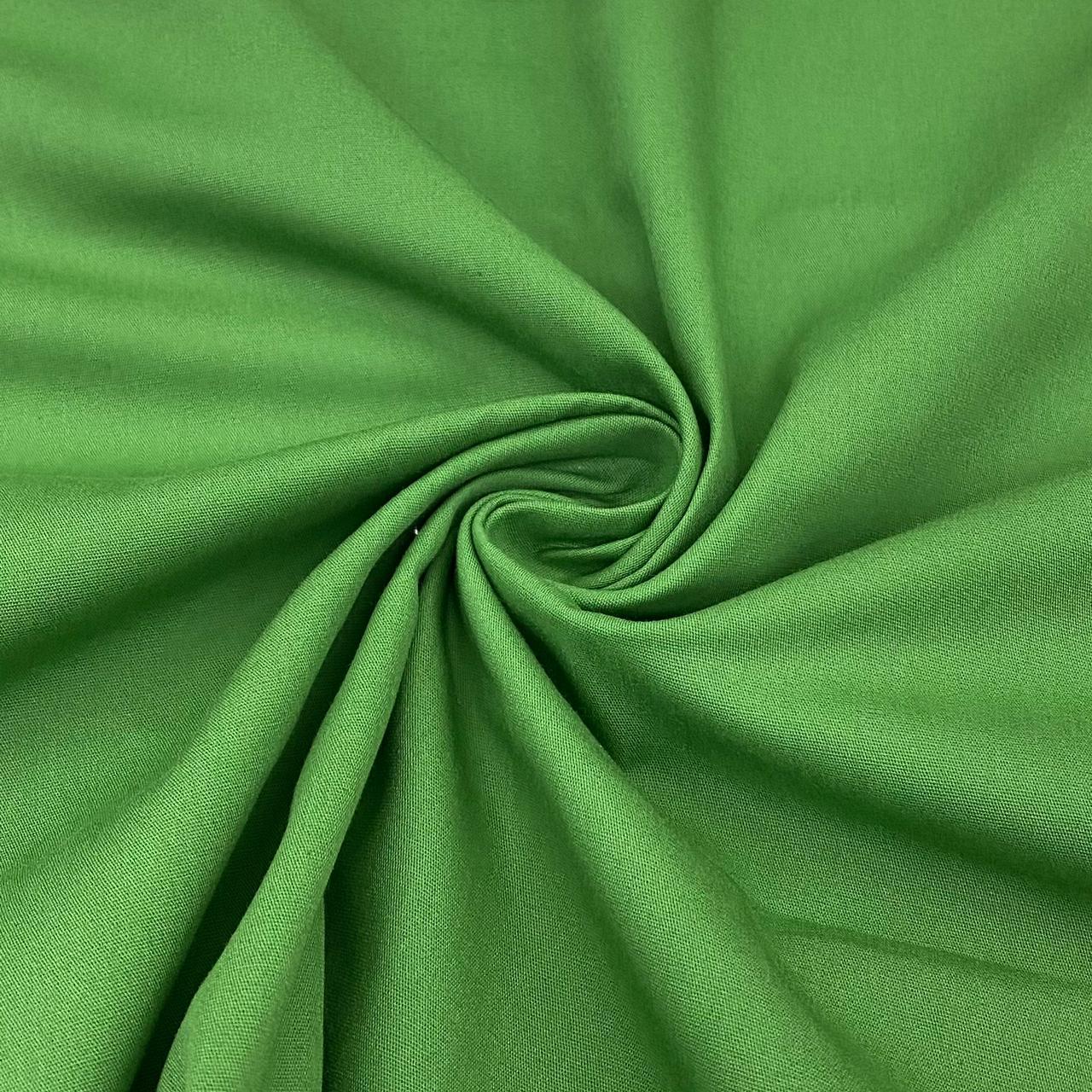 Tricoline Lisa Premium Verde Bandeira